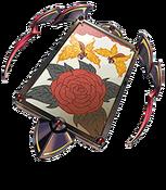 FlowerCardianPeonywithButterfly-DULI-EN-VG-NC