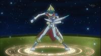 Kaito protected by Photon Circler