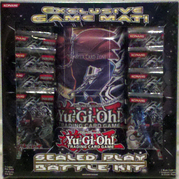 YuGiOh Battle Pack 3 Sealed Play Official Konami High-Quality Rubber Playmat