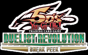 Duelist Revolution Sneak Peek Participation Card