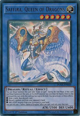 Saffira Queen of Dragons DUEA