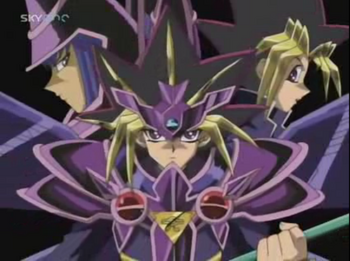 Yu-Gi-Oh! Capsule Monsters - Episode 005