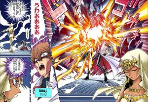 Ishizu predicts Kaiba's defeat