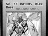 No. XX Infinity Dark Hope (manga)