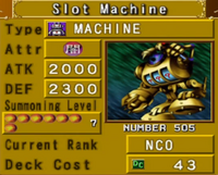 Slot Machine Yugioh