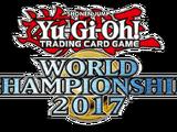 Yu-Gi-Oh! World Championship 2017 prize cards