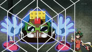 Yu-Gi-Oh! ARC-V - Episode 004