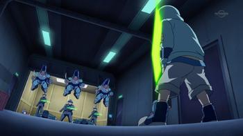 Yu-Gi-Oh! ARC-V - Episode 086