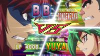 BB VS Yuya & Gong