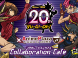 Anime Plaza Collaboration Cafe