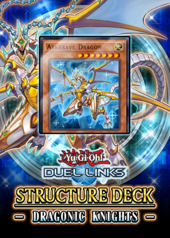 Structure Deck: Dragonic Knights