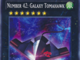 Number 42: Galaxy Tomahawk
