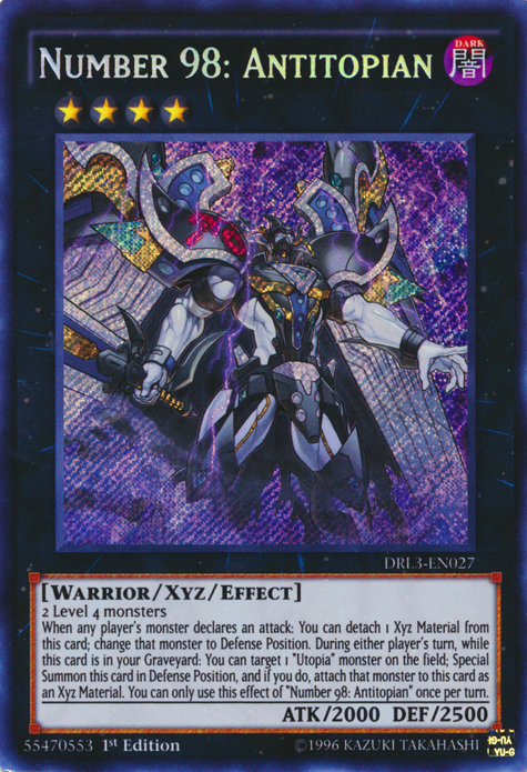 number 98 antitopian yugioh fandom powered by wikia
