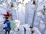 Battle City battle royal (manga)