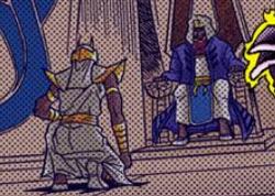 Mahado informs Akhenamkhanen