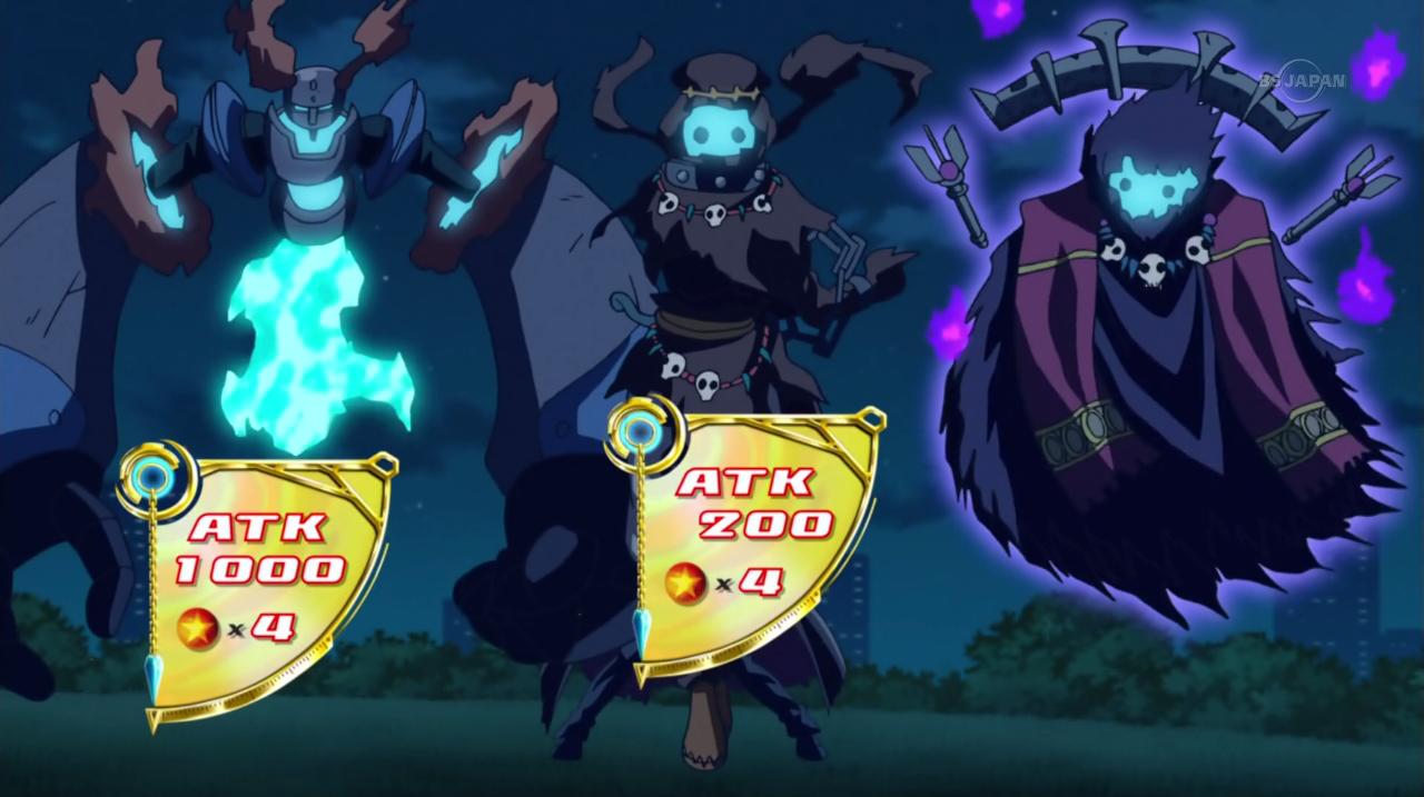 Yuto The Phantom Knights Tokens Ygoprodeck