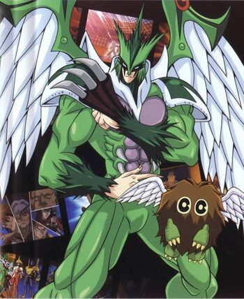 Elemental HERO Avian