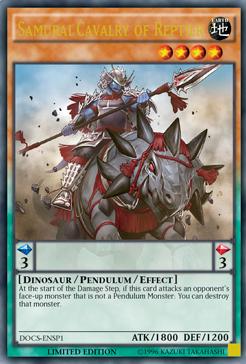 Samurai Cavalry of Reptier DOCS