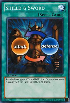 Shield Sword BP02