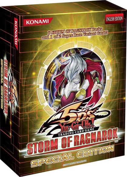 Storm of Ragnarok: Special Edition | Yu-Gi-Oh! | FANDOM powered by Wikia