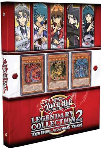 Legendary Academy Gi OhFandom 2The Duel Collection YearsYu xerCBdoW