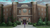 Kastle's mansion