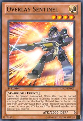 Overlay Sentinel LVAL