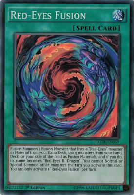 RedEyes Fusion CORE