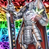 Gem-Knight Master Diamond art