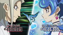 Blue Angel VS Specter