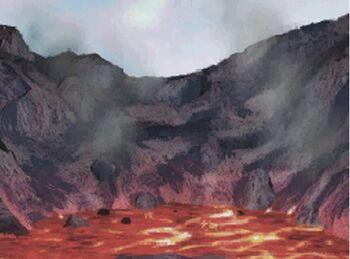 Civilization Volcano