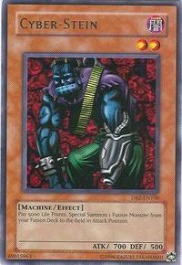 YuGiOh! TCG karta: Cyber-Stein