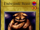 Embryonic Beast (FMR)
