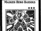 Masked Hero Bassols