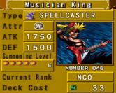 MusicianKing-DOR-EN-VG