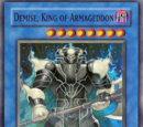 Demise, King of Armageddon