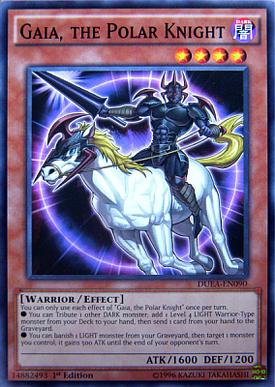 Gaia the Polar Knight DUEA