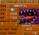 Jowls of Dark Demise (DOR)