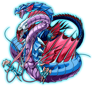 Ocean Dragon Lord - Neo-Daedalus