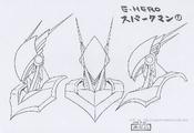 ElementalHEROSparkman-JP-Anime-GX-ConceptArt-2