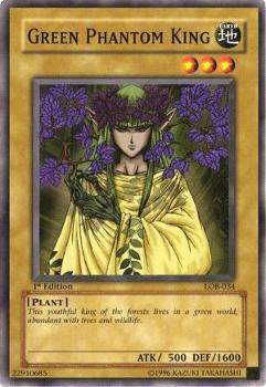 Green Phantom King LOB