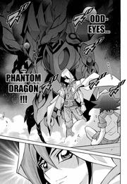 Yuya summons his ace