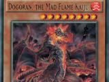 Dogoran, the Mad Flame Kaiju