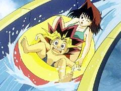 Anzu and yugi dating