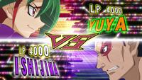 Yuya VS Ishijima