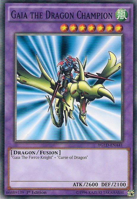 Gaia the Dragon Champion | Yu-Gi-Oh! | FANDOM powered by Wikia