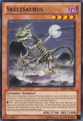 Skelesaurus SHSP