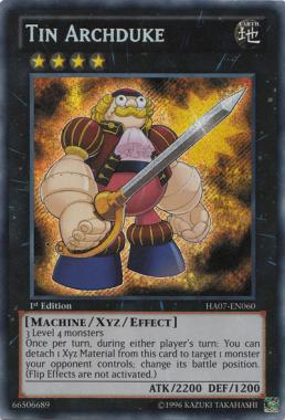 Tin Archduke HA07