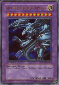 Blue-Eyes Ultimate Dragon DPKB