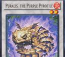 Puralis, the Purple Pyrotile